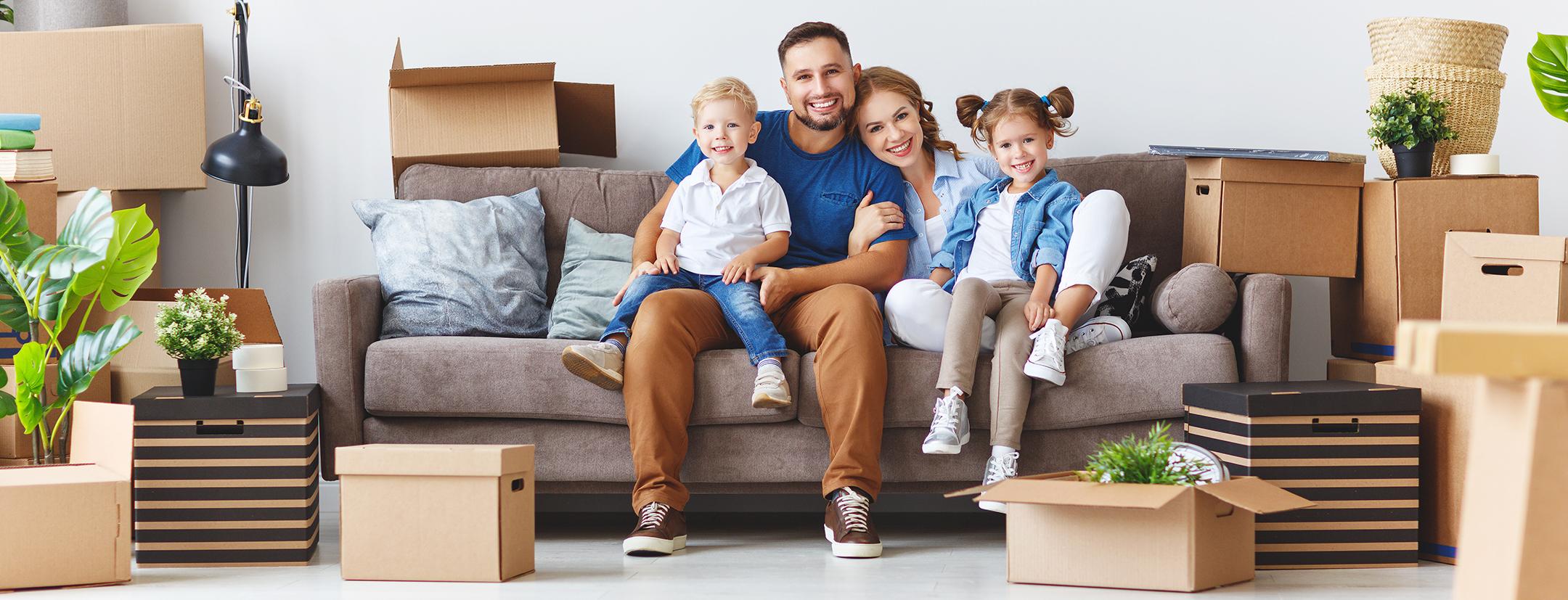 Family Moving - McQuaid's Mobile Storage PEI